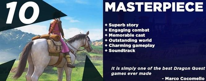 Dragon Quest XI Review (2)