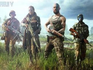 Battlefield V changes