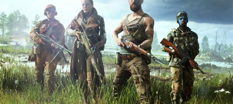 DICE talks Battlefield V changes: Dialing down customization & gameplay changes