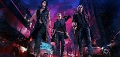 Devil May Cry 5 at 4K and 60 FPS