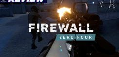 Firewall Zero Hour Review