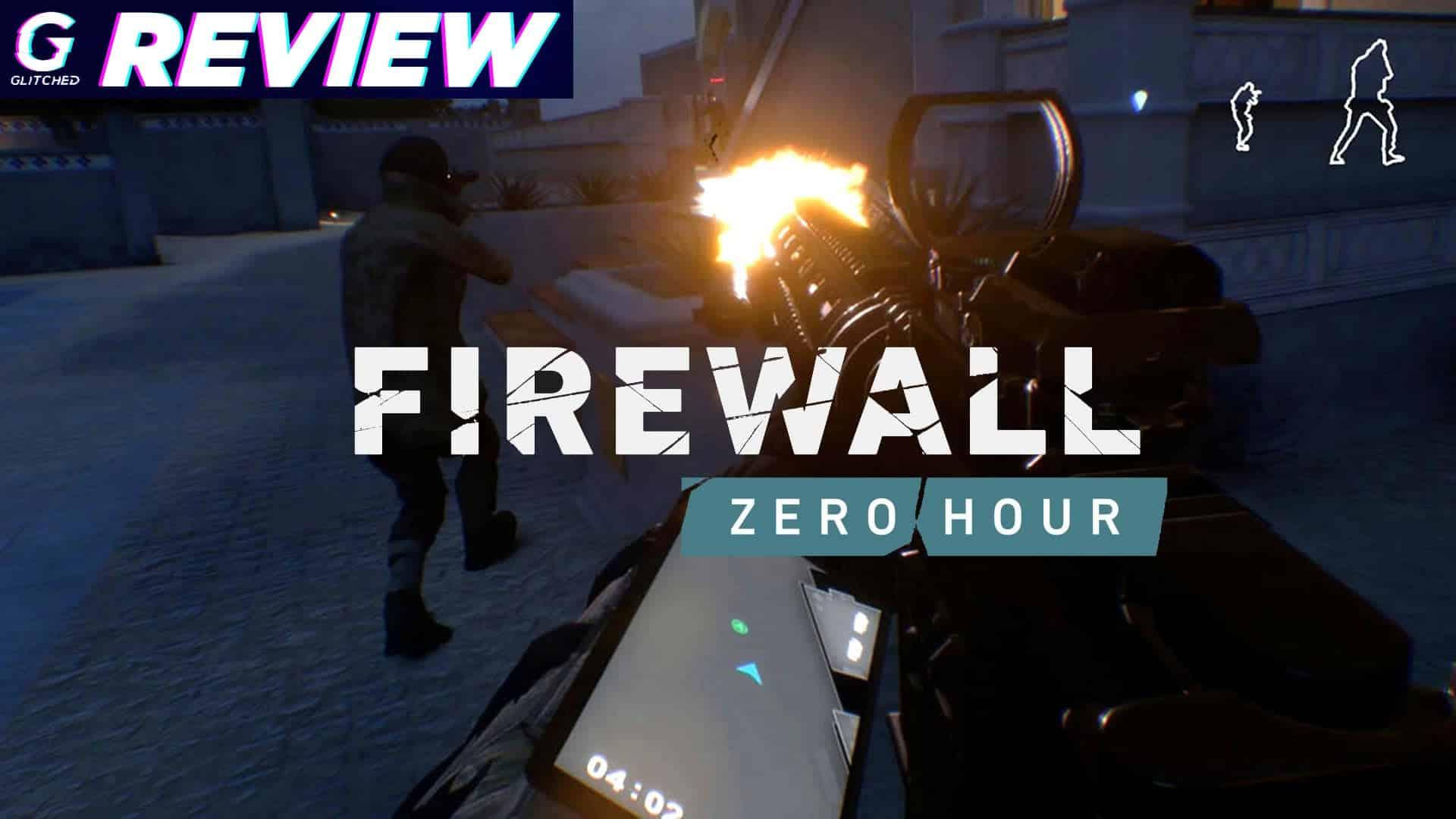 Firewall Zero Hour Review