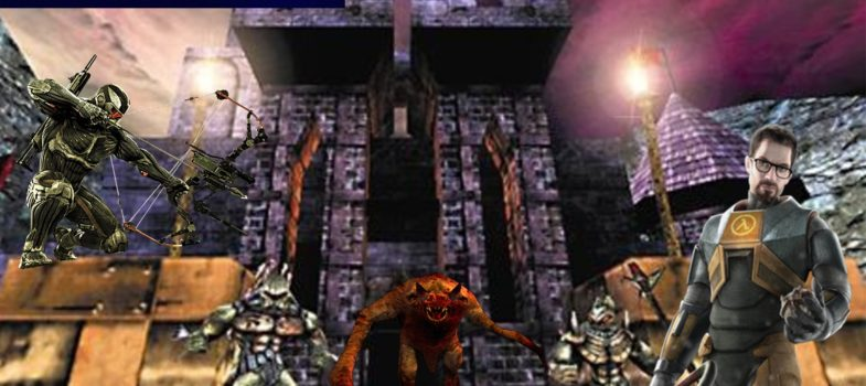 7 video games with graphics that blew us away when they first released