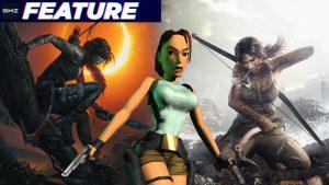 Greatest Tomb Raider Moments