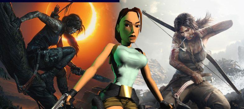 Lara Croft's Greatest Tomb Raider Moments