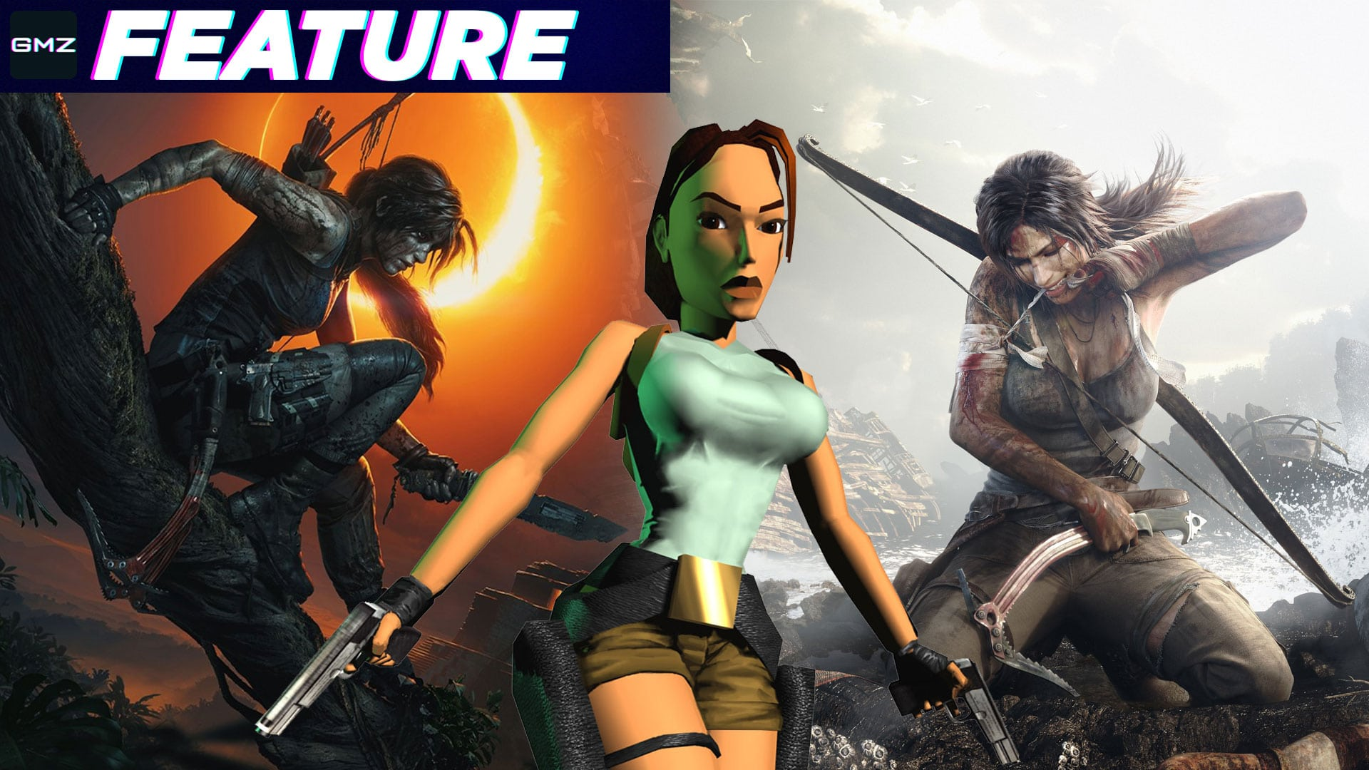 Greatest Tomb Raider Moments