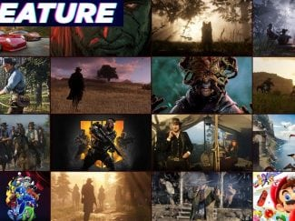 October 2018 Video Game Releases