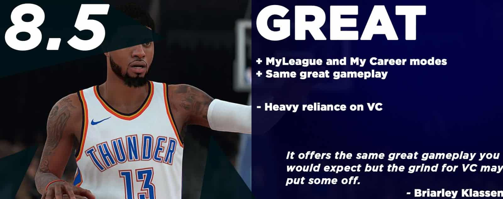 NBA 2K19 Review