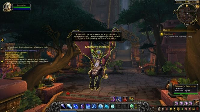 World of Warcraft Battle for Azeroth Review`