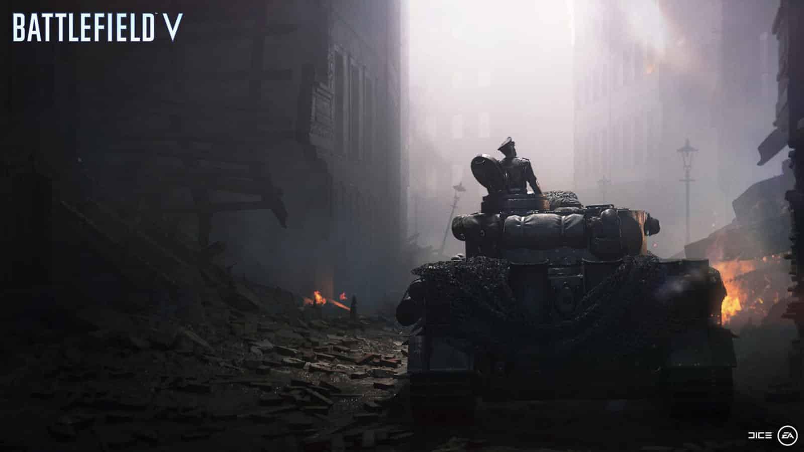 Battlefield V's War Stories