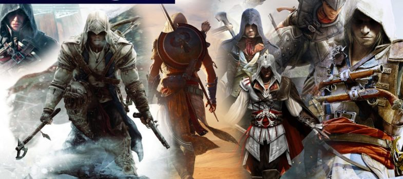 Ranking the Best Assassin's Creed Games in the Series to Date