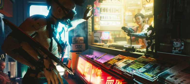 Cyberpunk 2077 Release Date Set For 2019 According to Distributor