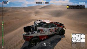 Dakar 18 Toyota