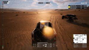 Dakar 18 graphics