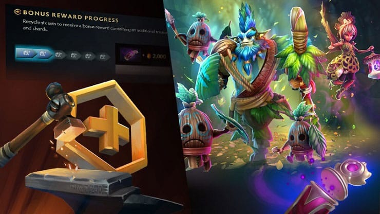 Dota 2's Treasure Odds