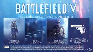 Battlefield V Enlister