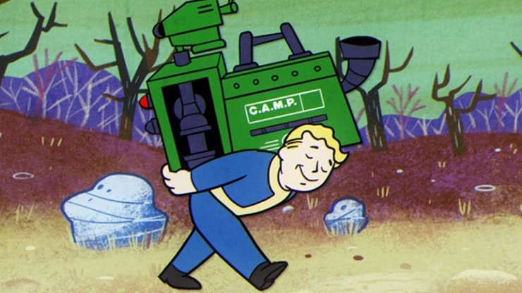 Fallout 76 side content