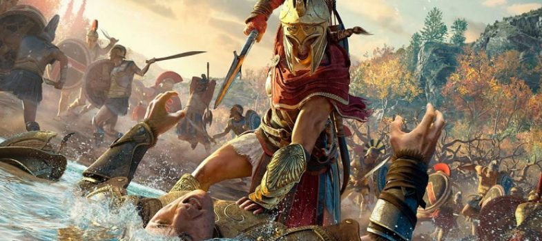 First Assassin's Creed: Odyssey Live Event Will Kick Off Next Week