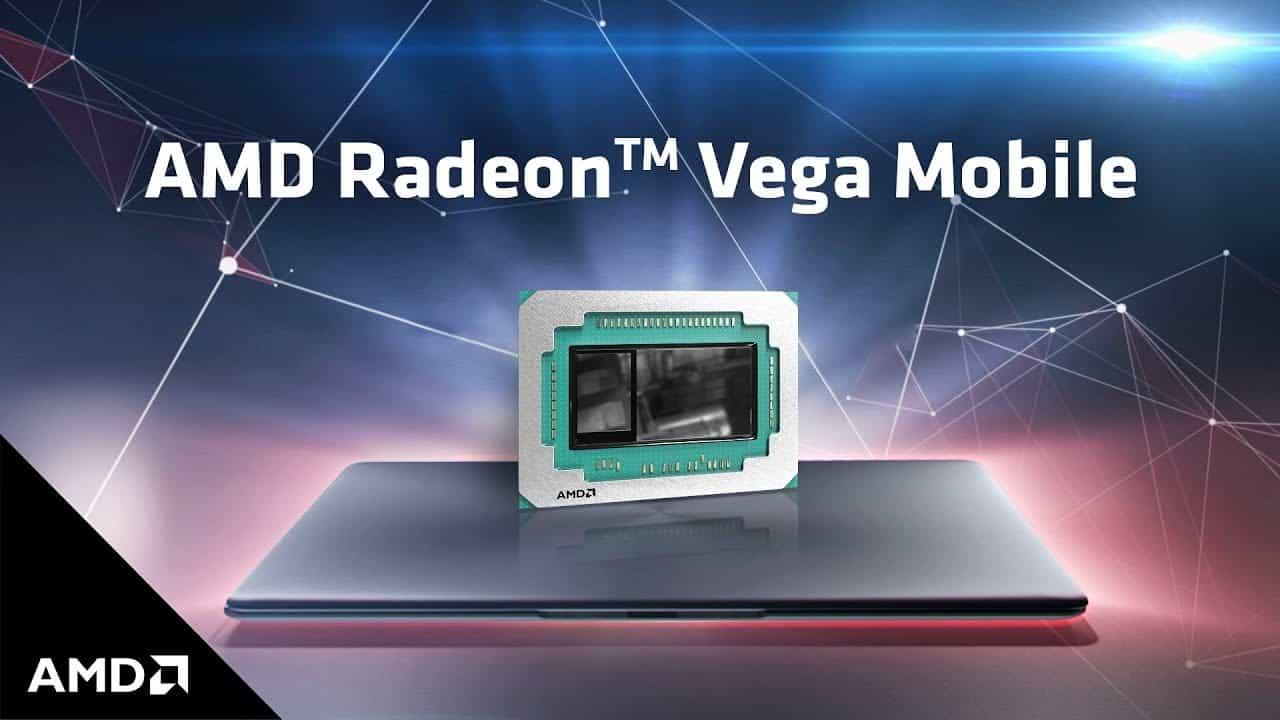 Radeon Vega Pro 20