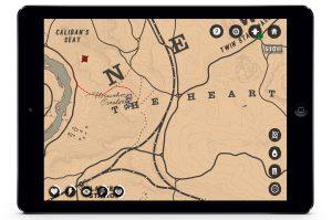 Red Dead 2 Companion App