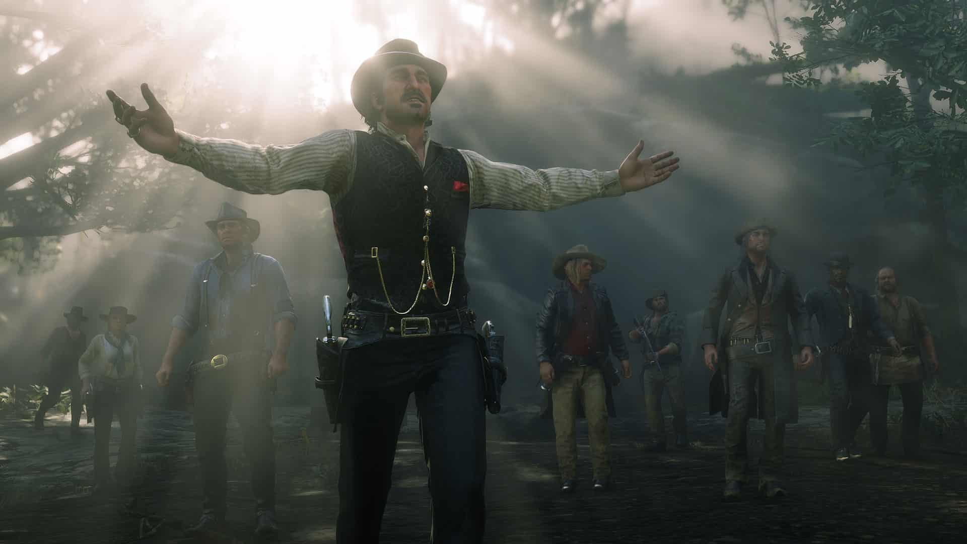 Red Dead Redemption 2 PC RDR2 PC performance issues rockstar games