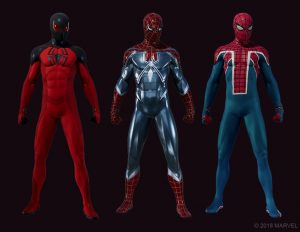 The Heist Suits