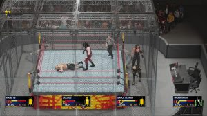 WWE 2K19 Hell in a Cage