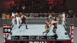 WWE 2K19 royale rumble