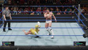 WWE 2K19 showcase
