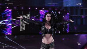 WWE 2K19 paige