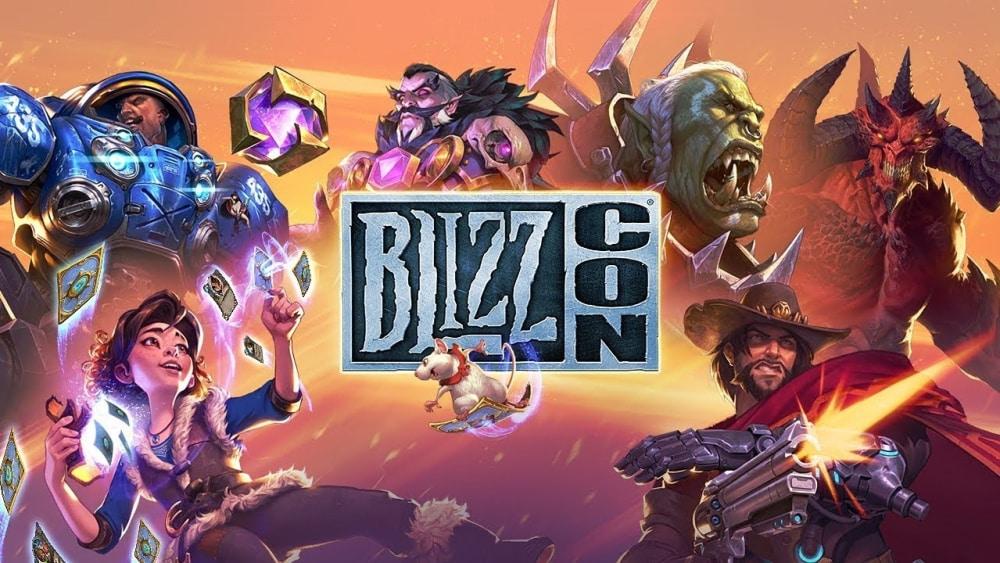 BlizzCon 2018 2020