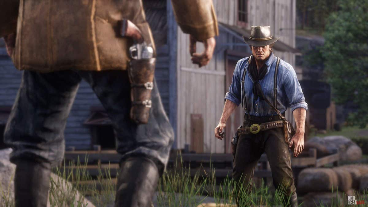 Red Dead Redemption 2 install sizes