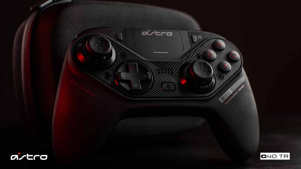 The Astro C40 TR Unveiled: An Elite Controller for PS4 & PC
