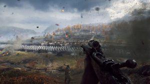 Battlefield V no HUD