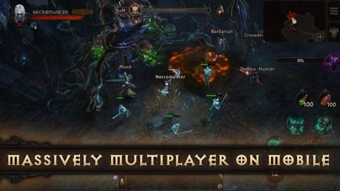 Blizzard mobile titles