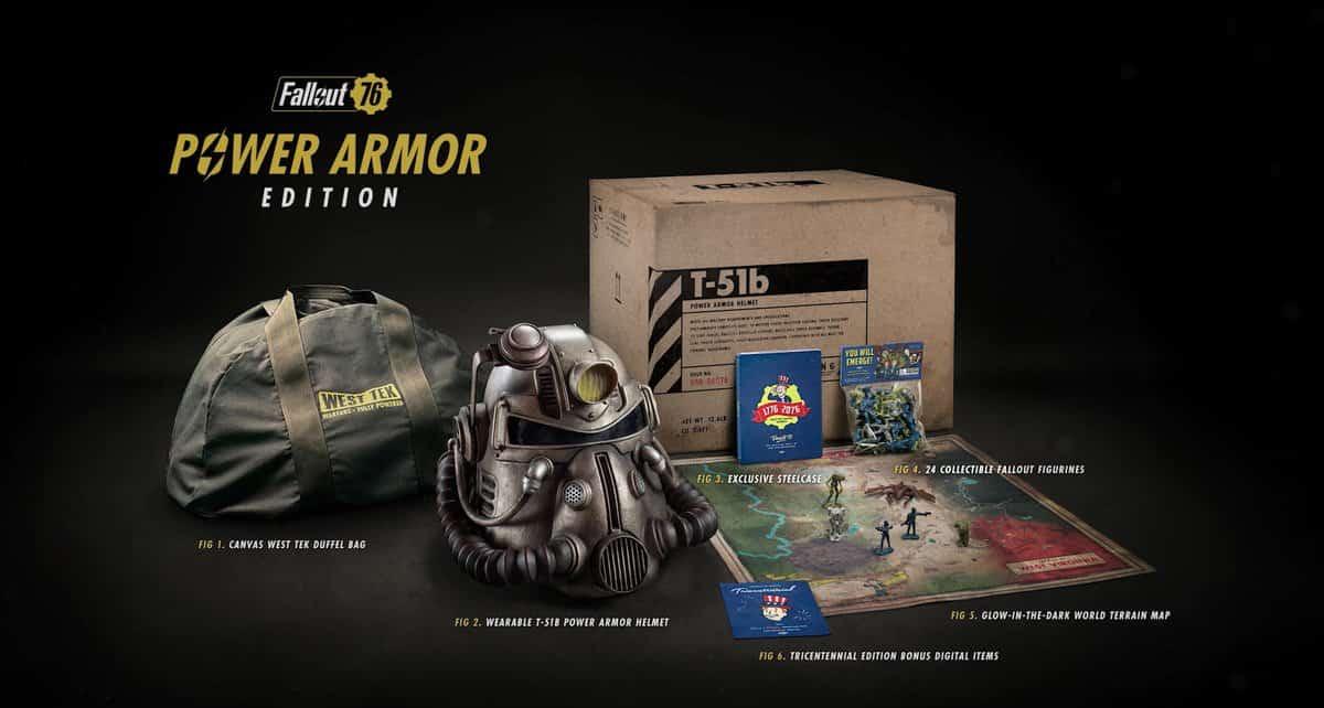 Fallout 76 Nylon Bags