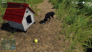 Farming Simulator 19 dog