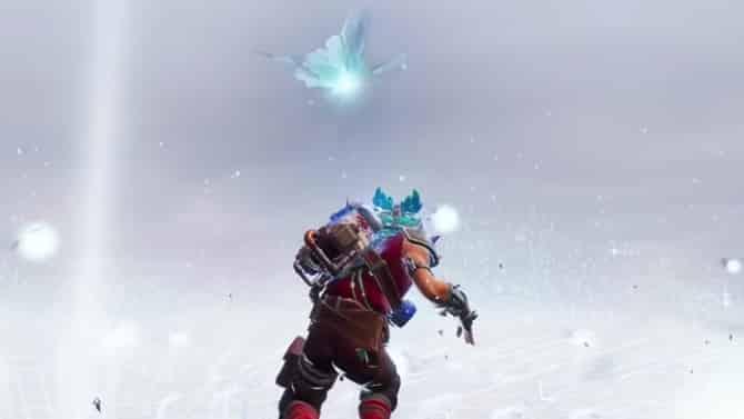 Fortnite's Cube