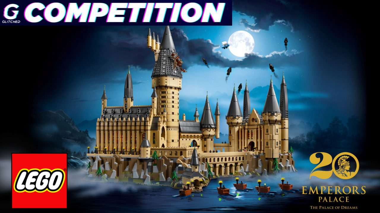 Who Won Our LEGO and Fantastic Beasts Competition?