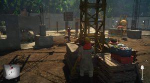 Hitman 2 sabotage crate