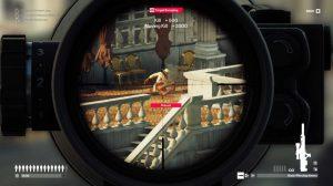 Hitman 2 sniper