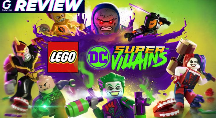 LEGO DC Super-Villains Review