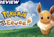 Pokémon: Let's Go Eevee Review