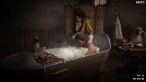 RDR2 bath