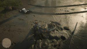 RDR2 mud
