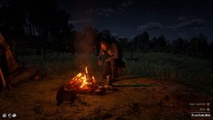 RDR2 living off the land