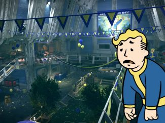 Fallout 76 Delayed