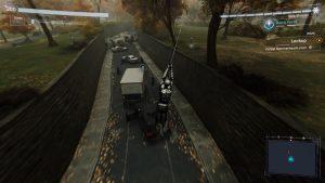 Turf Wars Convoy