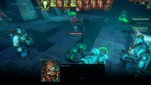 Warhammer view