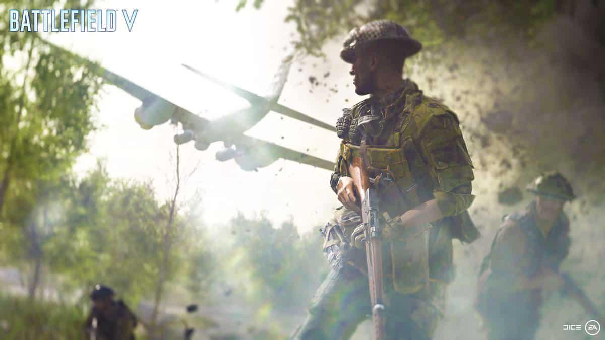 Battlefield V 6 Tides of War Battlefield 2021
